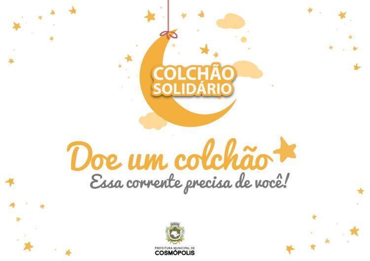 Promoção Social lança a campanha Colchão Solidário