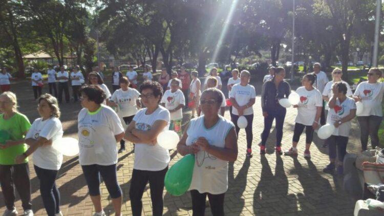 Prefeitura Municipal de Cosmópolis realiza o Saúde na Praça