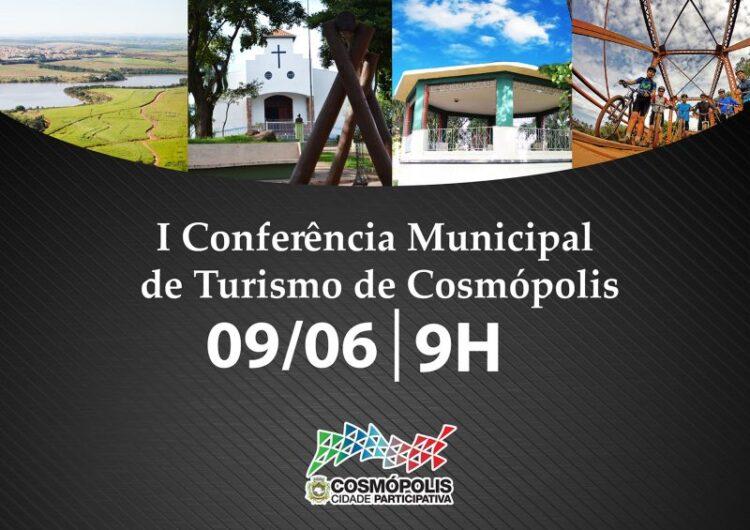 Prefeitura realiza a 1ª Conferência Municipal de Turismo