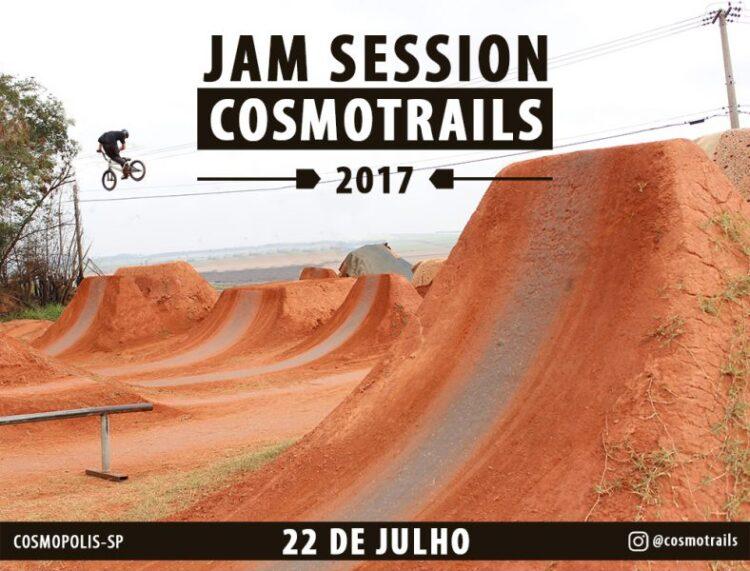 5ª edição da Jam Session Cosmotrails será realizada neste sábado (22)