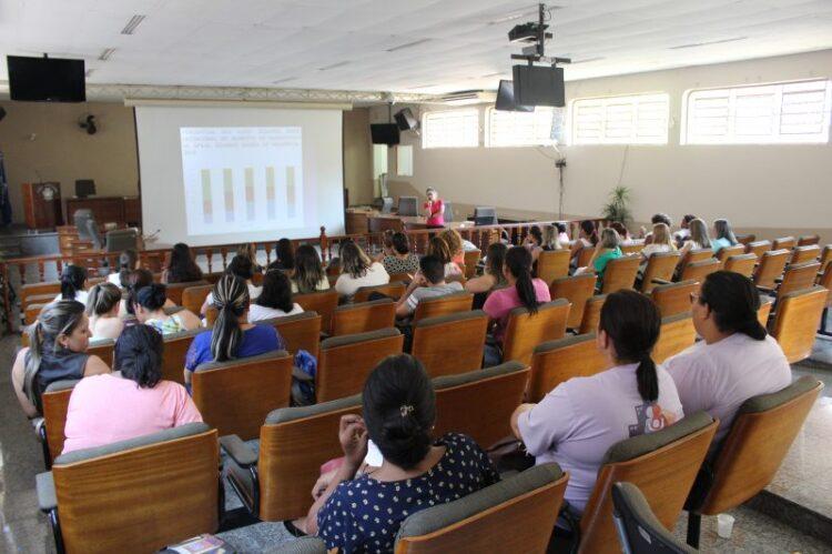 Profissionais da saúde participam de capacitação para atualização em Sífilis