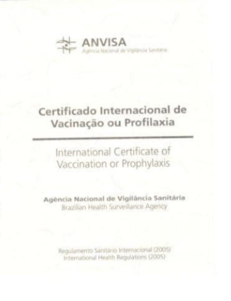 """Cosmópolis passa a emitir o """"Certificado Internacional de Vacinação ou Profilaxia"""" (CIVP)"""