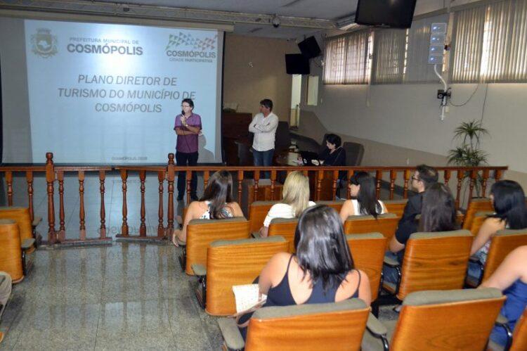 Plano Diretor de Turismo é discutido em audiência pública