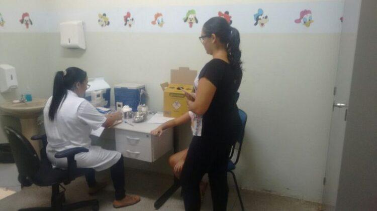 Prefeitura realiza intensificação de imunização contra febre amarela neste sábado (24)