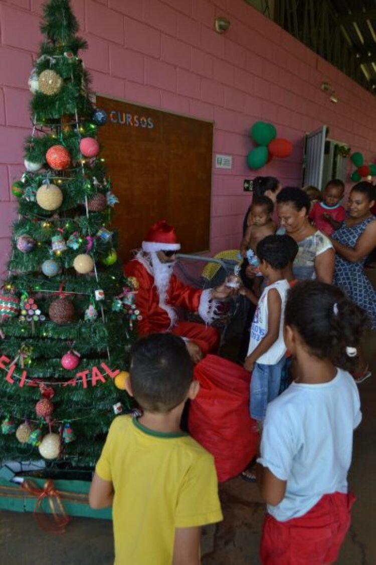 Prefeitura realiza Festa de Natal no CEU e no CRAS nesta sexta-feira (14)