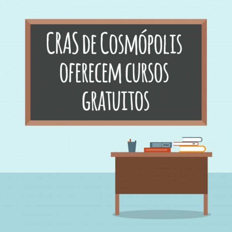 Centros de Referência de Assistência Social de Cosmópolis oferecem cursos gratuitos