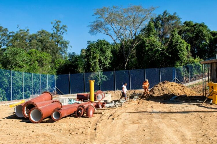 Cosmópolis terá 98% do esgoto tratado até o final do próximo ano