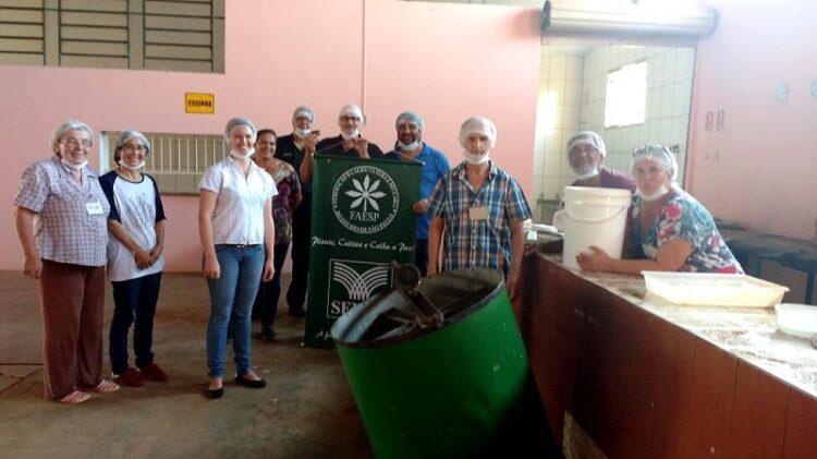 Cosmópolis realiza curso de apicultura para produtores rurais