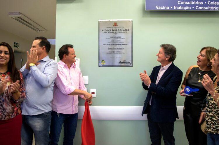 Prefeitura Municipal inaugura mais uma Unidade Básica de Saúde (UBS), em Cosmópolis