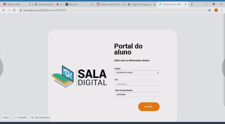 Secretaria de Educação lança plataforma digital para atividades escolares à distância, em Cosmópolis