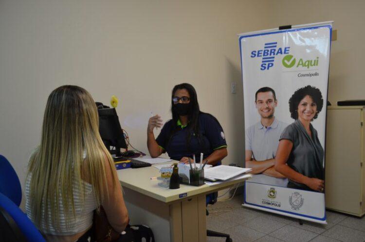 MEI tem abertura gratuita no Sebrae Aqui Cosmópolis