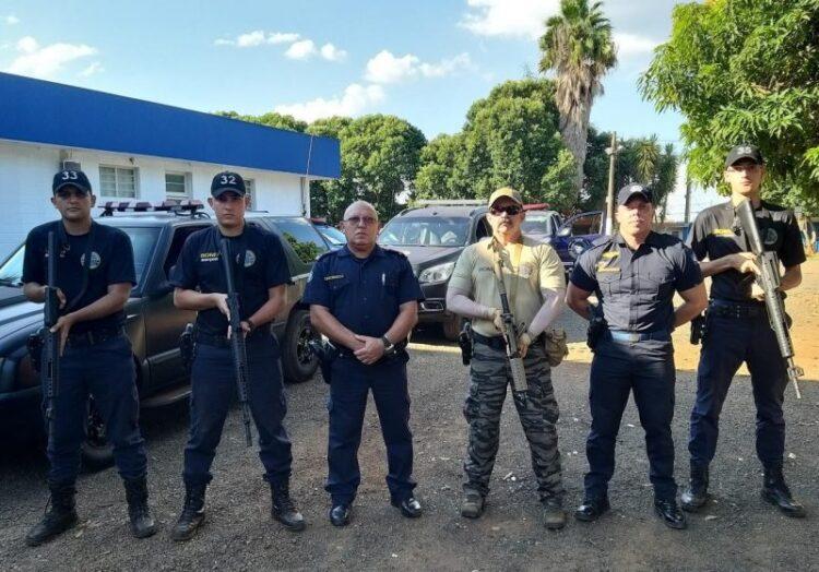 """Policiais Municipais participam de """"Curso de Tático de ROMU Avançado"""""""