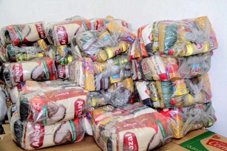 Secretaria de Promoção Social aumenta número de cestas básicas para famílias vulneráveis