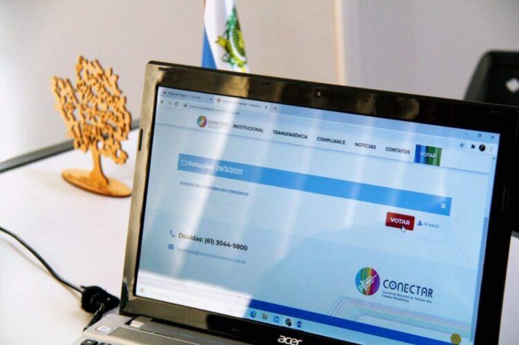 Prefeitura participa de votação online para Diretoria e Conselho Fiscal do Consórcio 'Conectar'