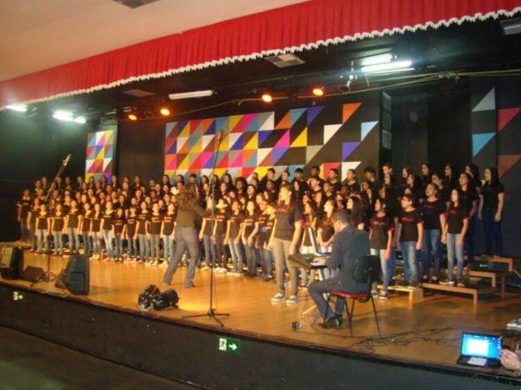 Retorno das atividades do Projeto Canto Coral do 6º a 9º ano