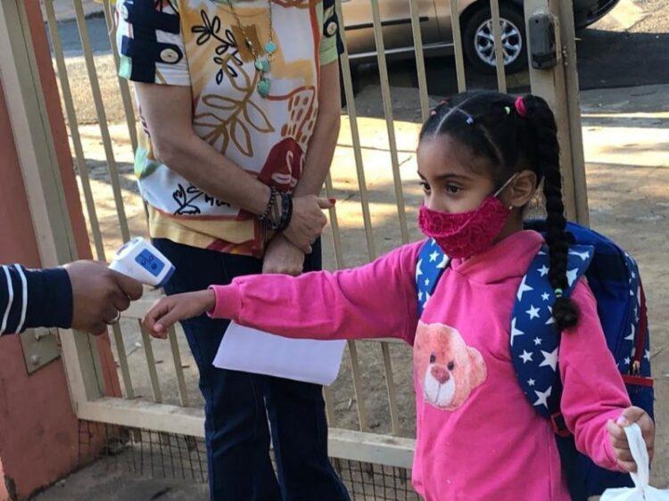 Cosmópolis tem retorno segura de volta às aulas em rede municipal