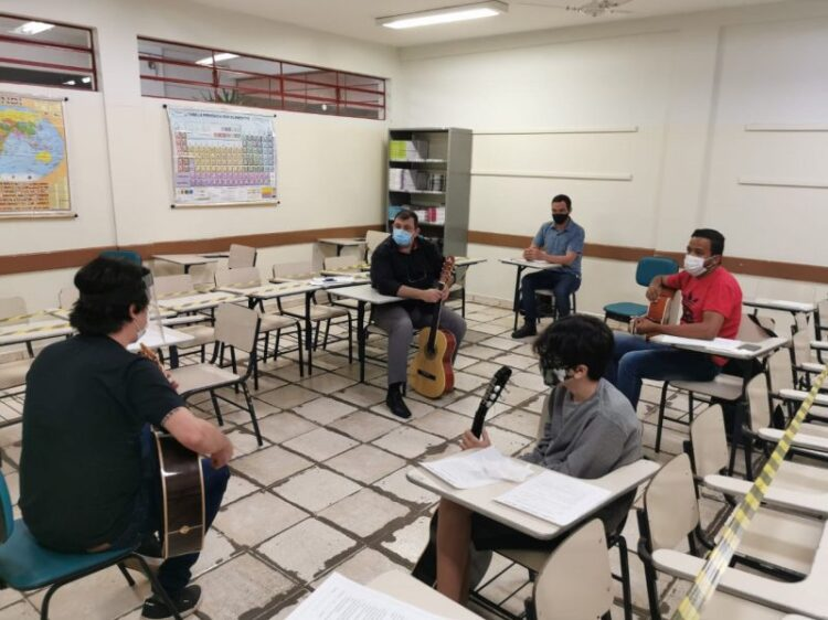Projeto Espaço Villa Musical retoma as atividades