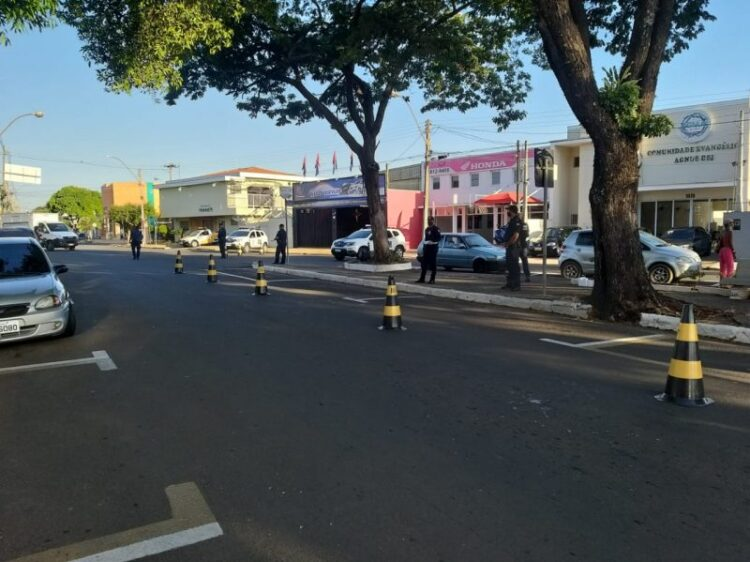 Secretaria de Segurança Pública e Trânsito inicia ações do Maio Amarelo