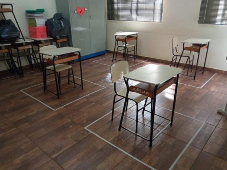 Escolas rurais se preparam para o retorno seguro dos alunos