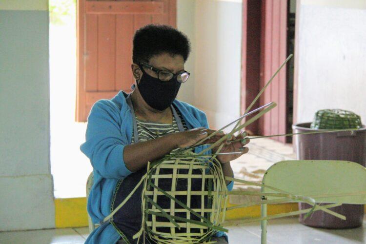 Curso de Técnicas de Artesanato em Bambu é finalizado