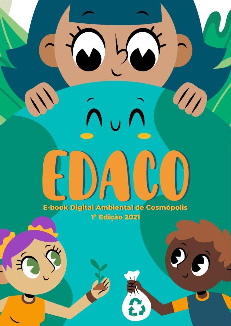 Secretaria de Agricultura e Meio Ambiente lança primeira edição do E-book Digital Ambiental de Cosmópolis