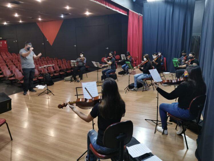 Grupo musical Camerata Cosmópolis inicia ensaios
