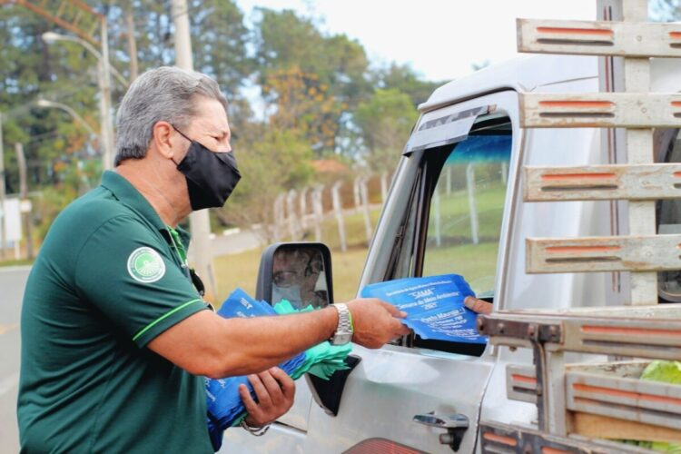 SAMA dá continuidade nas ações do 'Junho Verde'