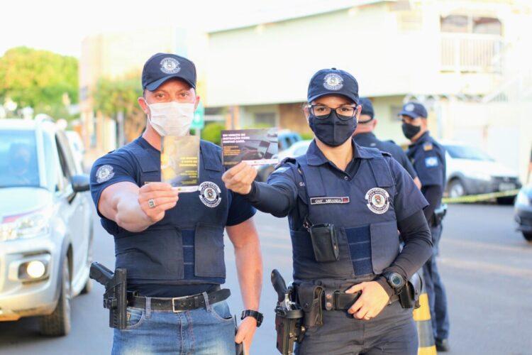 Secretaria de Segurança Pública e Trânsito encerra ações da campanha Maio Amarelo