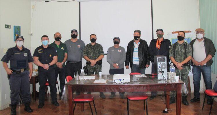 Polícia Ambiental de SP ministra treinamento para funcionários da Prefeitura