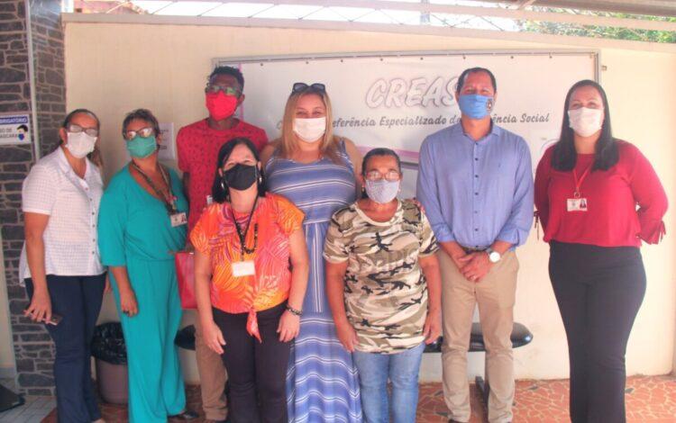 Programa da Promoção Social acolhe moradores de rua devido às baixas temperaturas