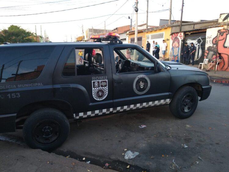 Segurança Pública atende ocorrência de tráfico de drogas