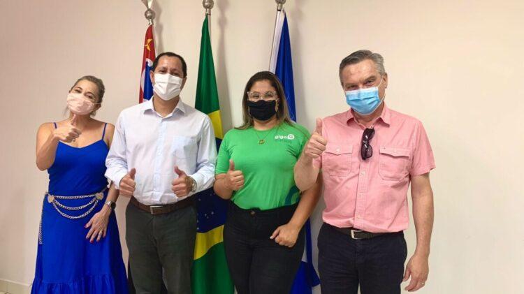 Parceria entre Prefeitura e Giga oferece bolsas gratuitas profissionalizantes