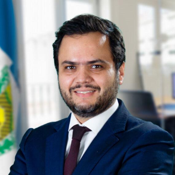 Dr. Marcos Paulo Jorge de Sousa